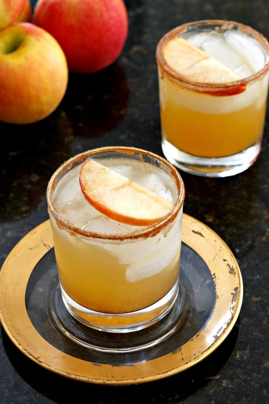 Apple Cider Margararita