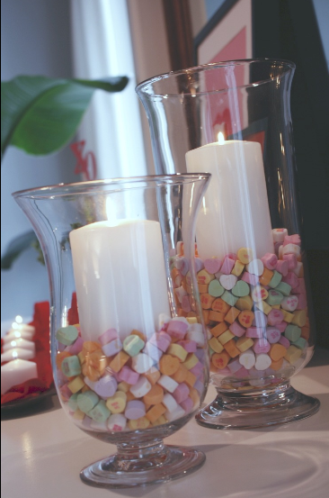 candy candle